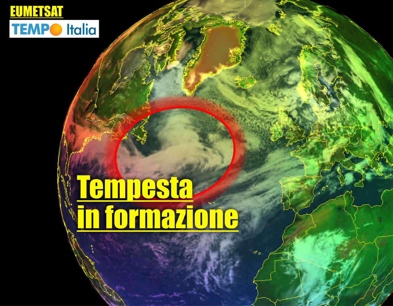 La tempesta Ciara sul Nord Europa, almeno sette i morti