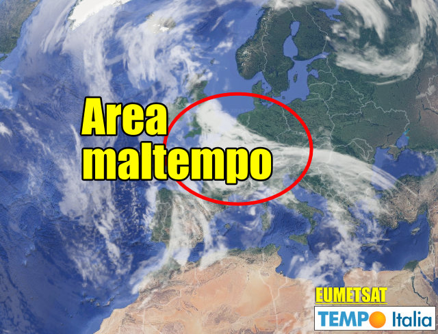 Meteo 25 aprile: Italia divisa in due, sole e caldo al Sud