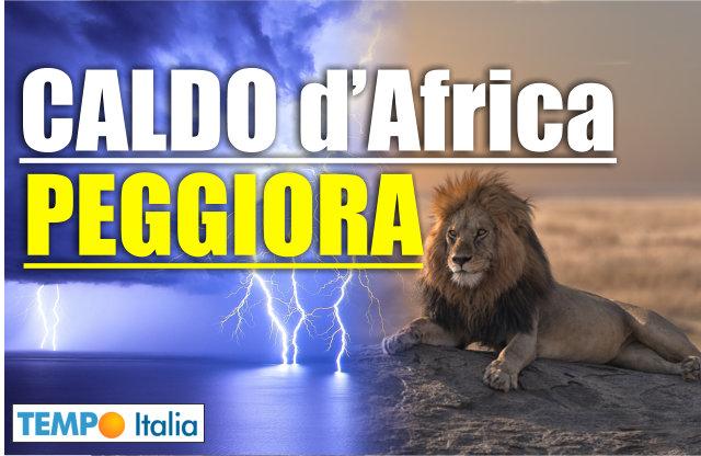 Meteo italia da un freddo weekend ad una calda settimana notizie meteo di tempo italia - 3b meteo bagno di romagna ...