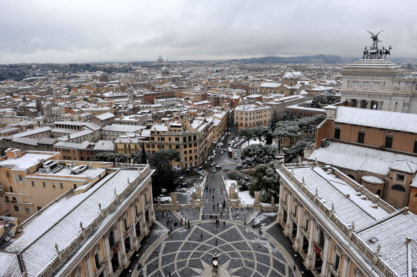 Meteo roma la possibilit di neve previsione prossime 48 - Meteo it bagno di romagna ...
