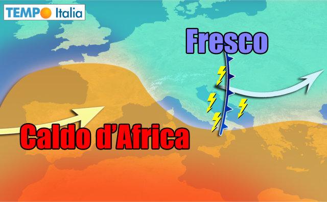 Meteo Cagliari: Previsioni fino a Sabato 8 Settembre