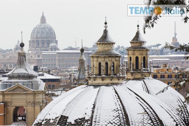 Farà ancora più freddo. Neve in molte regioni d Italia. Ma è davvero troppo  presto  0a981d71aef