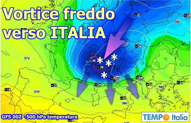 Pasquetta inizia cambiamento meteo da marted sferzata di - Meteo it bagno di romagna ...